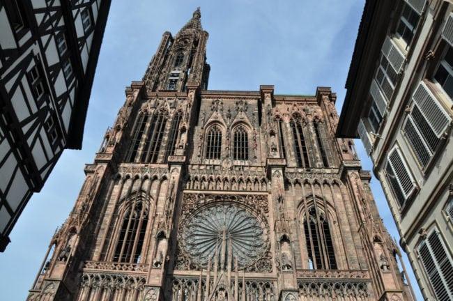 Une étape à la Cathédrale pour parler des femmes au Moyen-âge David Baron/FlickR/cc
