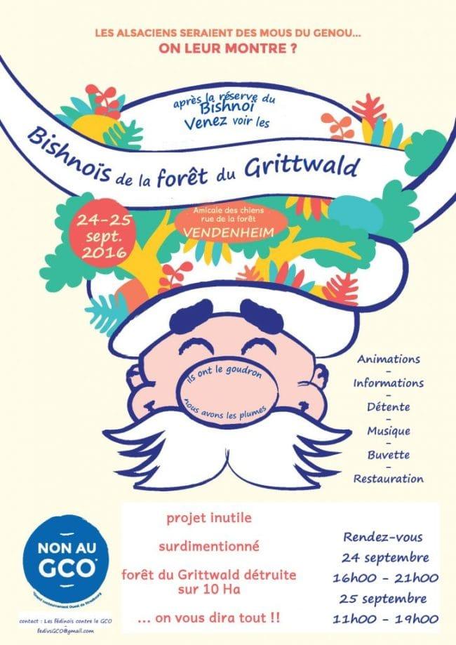 Affiche du festival (document organisateurs)