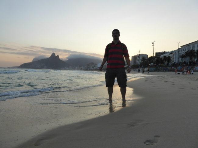 JO ou pas, il y a toujours un moment pour la plage (doc. remis)