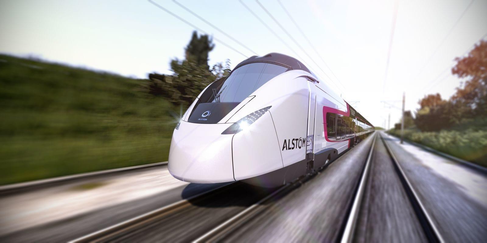 Le Grand Est va assurer l'exploitation des trains Intercités