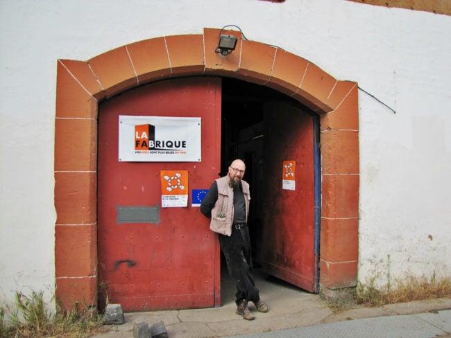 La Fabrique a ouvert en septembre 2015 dans l'espace Grüber à Koenigshoffen (photo SC / Rue89 Strasbourg)
