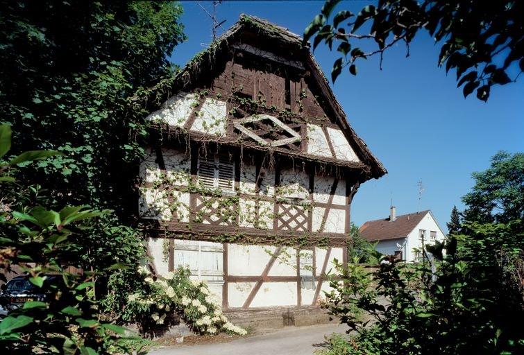 Mobilisation pour sauver une maison alsacienne à Schiltigheim