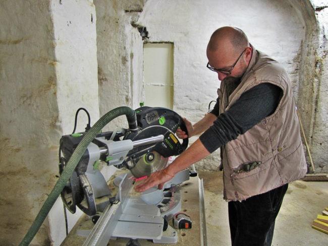 Une quarantaine de machines-outils sont disponibles à La Fabrique (photo SC/Rue89Strasbourg)