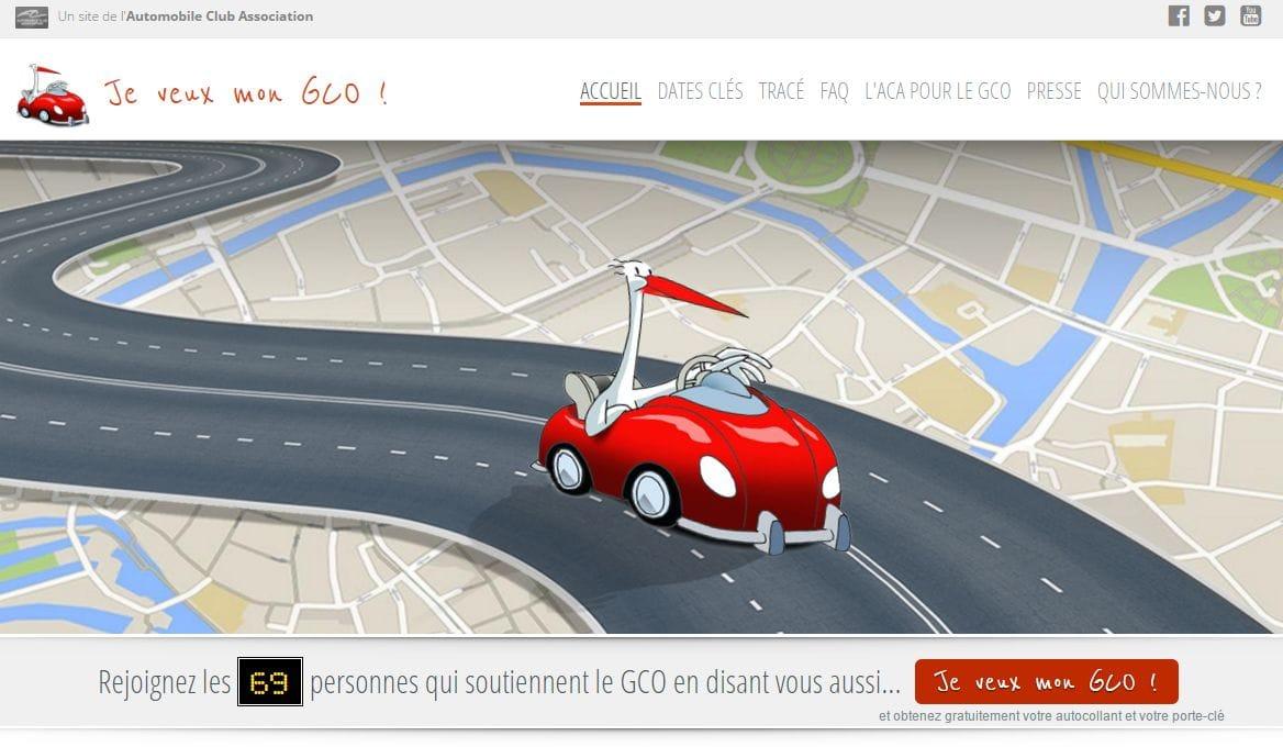 L'Automobile Club s'implique en faveur du GCO