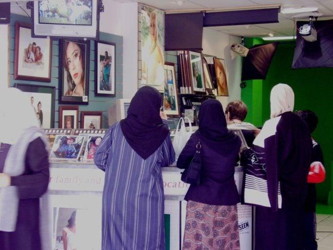 Le port d'unvoile intégral islamique, un jilbeb, a été déclencheur dans la dénonciation pour radicalisation d'Emelyne (Photo Recoverling / FlickR / cc)