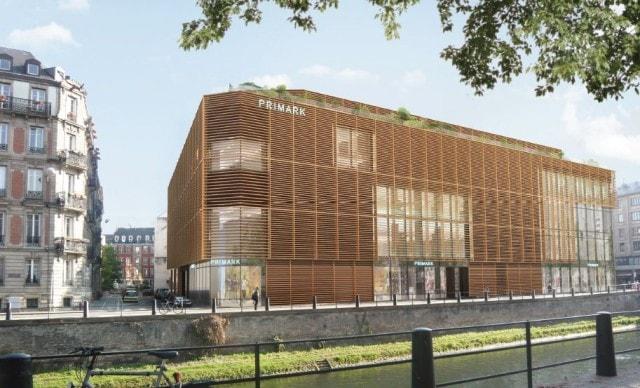 Primark à Strasbourg se dévoile et ouvrira fin 2018