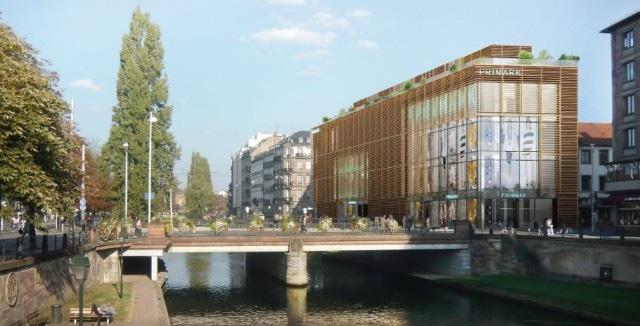 Primark strasbourg se d voile et ouvrira fin 2018 - Cabinet conseil strasbourg ...