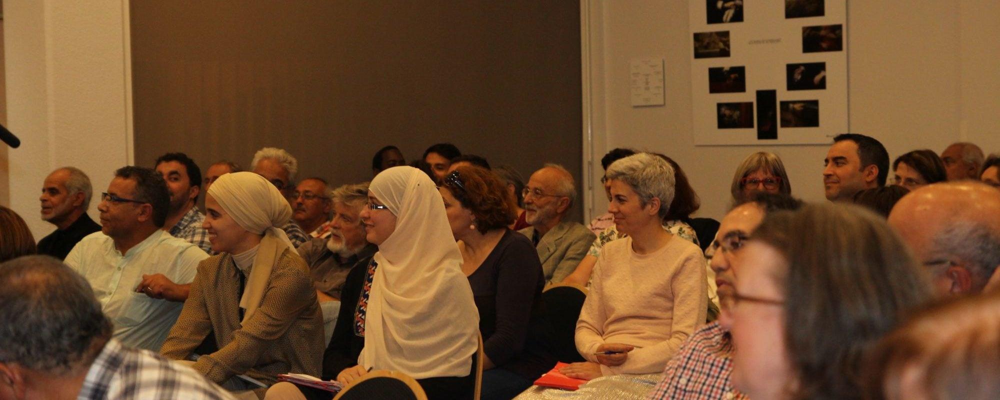 Faut-il réformer l'islam? A Strasbourg, des musulmans lancent le débat