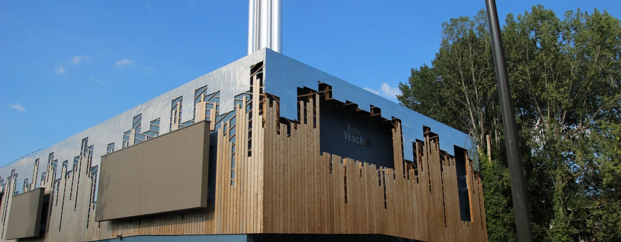 Strasbourg mise sur la biomasse, énergie renouvelable, pour ses réseaux de chaleur