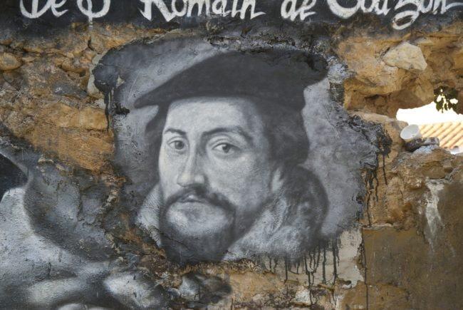 Un portrait de Jean Calvin (Photo Thierry Ehrmann / FlickR / cc)