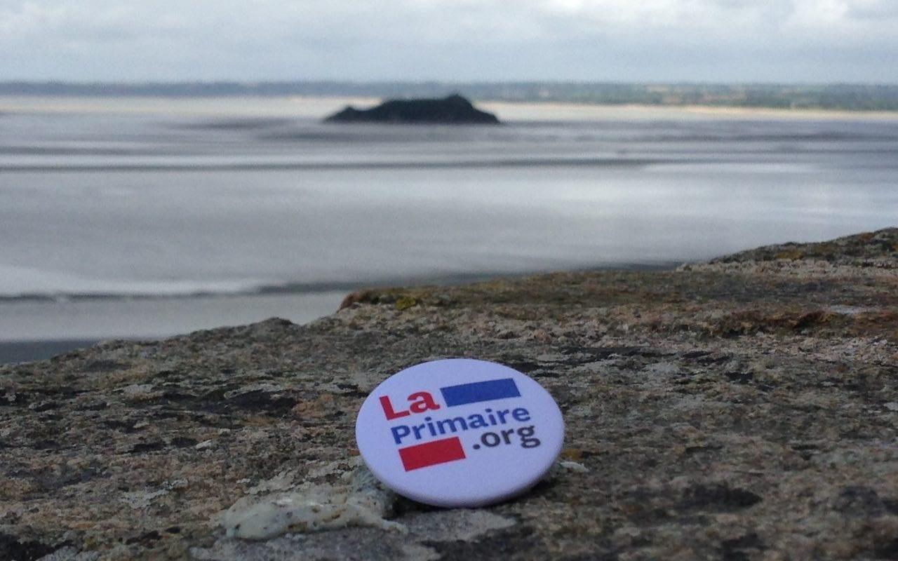 Jusqu'à mercredi, premier tour de vote de La Primaire.org