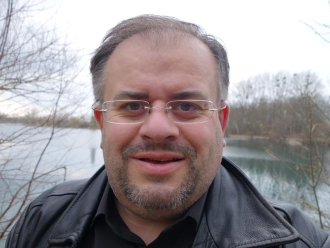 Stéphane Bourhis est conseiller municipal LR à Hoenheim (doc remis)