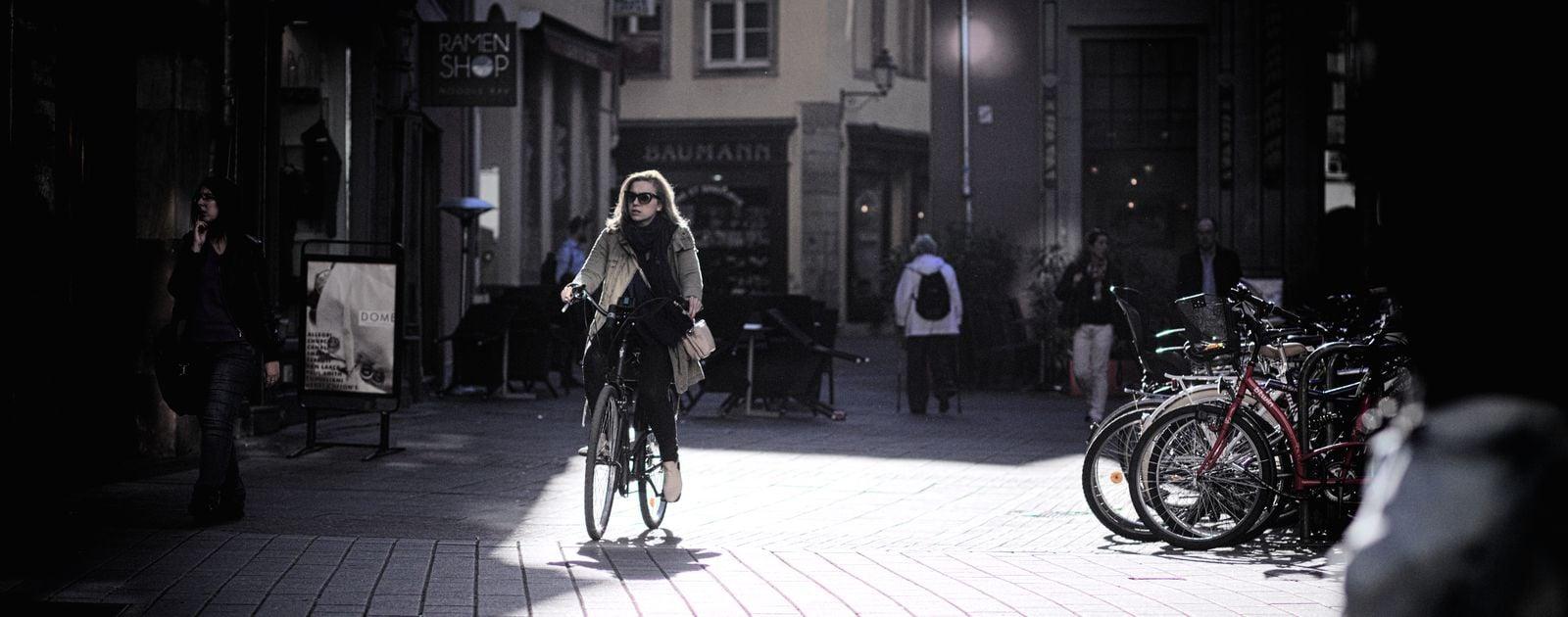 La police s'inquiète d'une augmentation d'accidents cyclistes