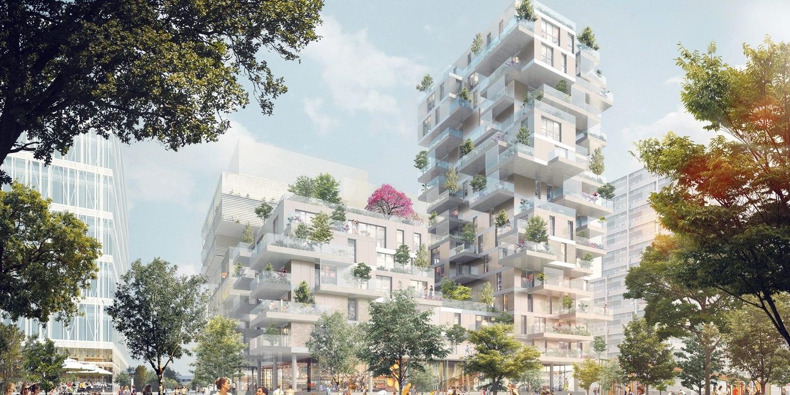 Wacken : les projets de la deuxième tranche du quartier d'affaires dévoilés