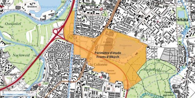 Plan de situtation (doc Eurométropole)