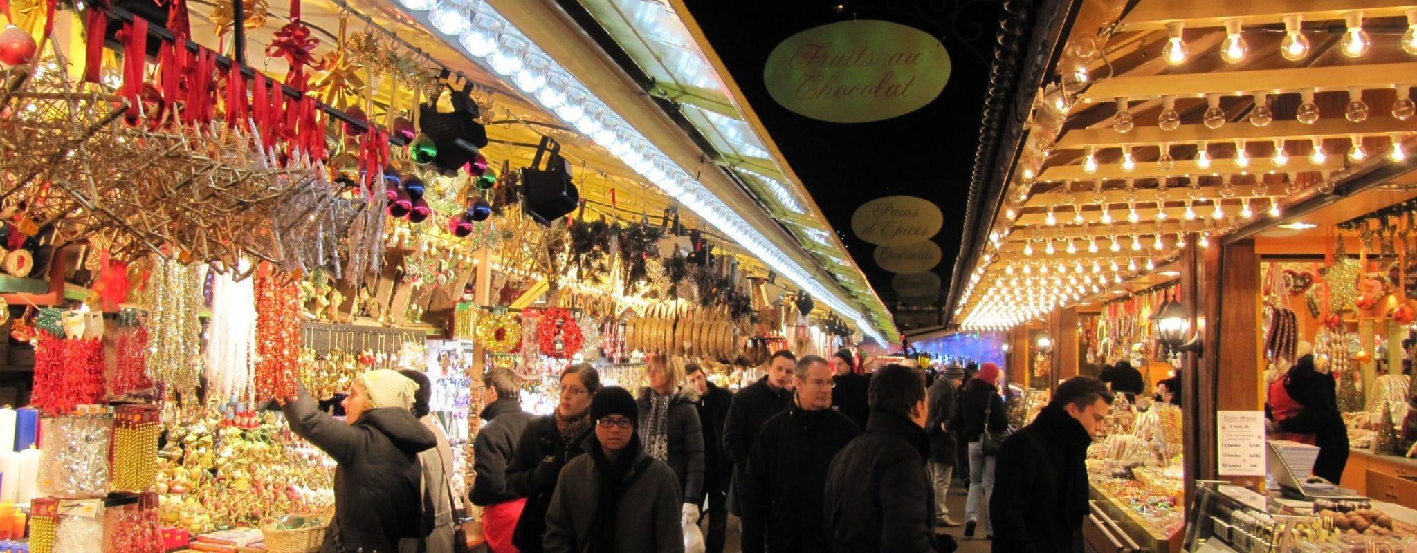 Pour rester magique, le Marché de Noël de Strasbourg se démultiplie