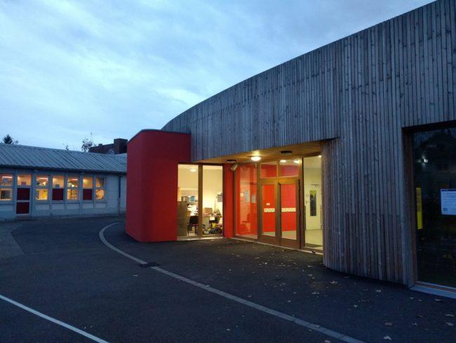 L'école de la Meinau à Strasbourg jouit d'une belle mixité sociale (Photo PF / Rue89 Strasbourg / cc)
