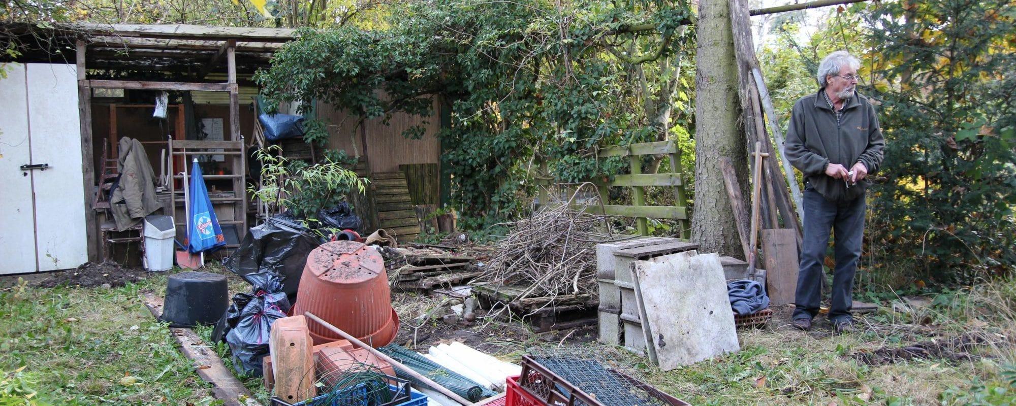Pollution : les jardins familiaux du Heyritz fermés définitivement
