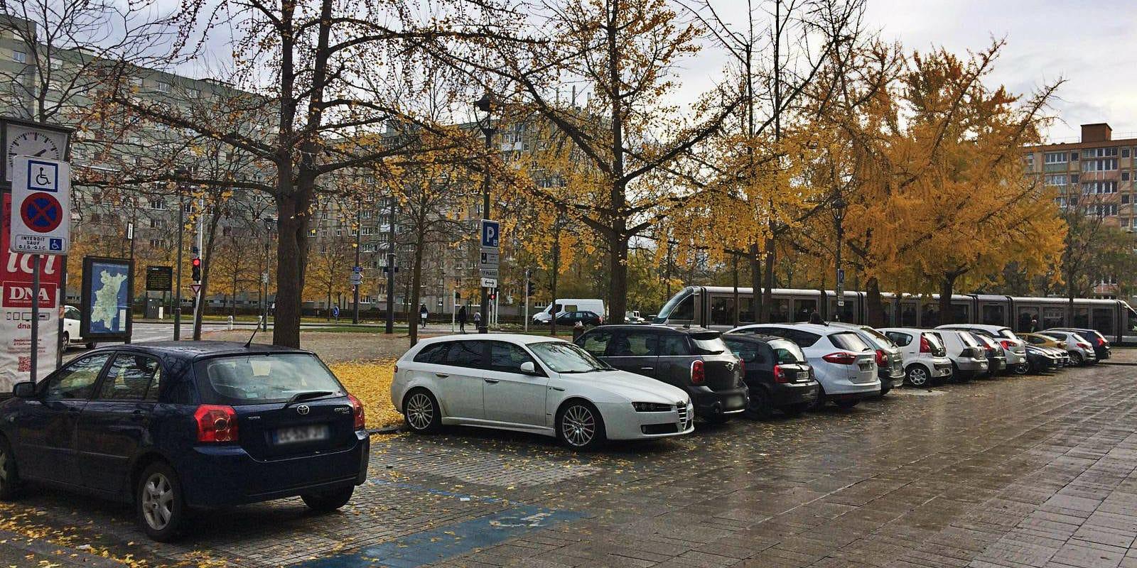OPnGO, une deuxième application pour payer le stationnement à Strasbourg