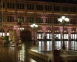 Place Gutenberg, des lampadaires multiples à quelques mètres l'un de l'autre (Photo DL/Rue 89 Strasbourg/cc)