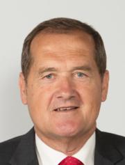 Claude Froehly, nouveau maire d'Illkirch-Graffenstaden (photo ville de Strasbourg)