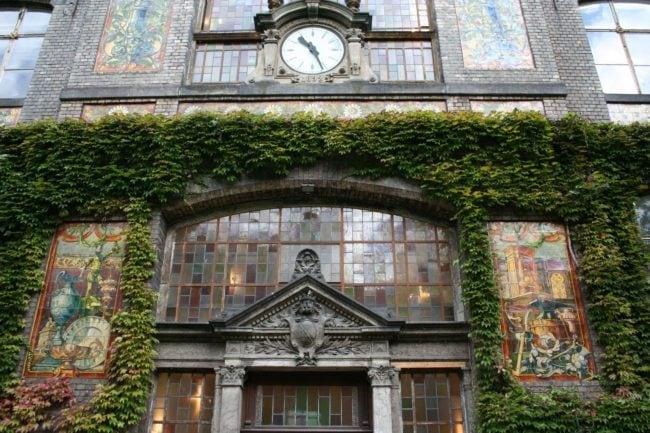 La façade de l'école des Arts Décoratifs (Photo Wikimedia Commons / cc)