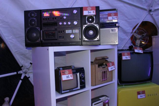 Des appareils vintage ou moderne du côté de chez Envie (photo JFG / Rue89 Strasbourg)
