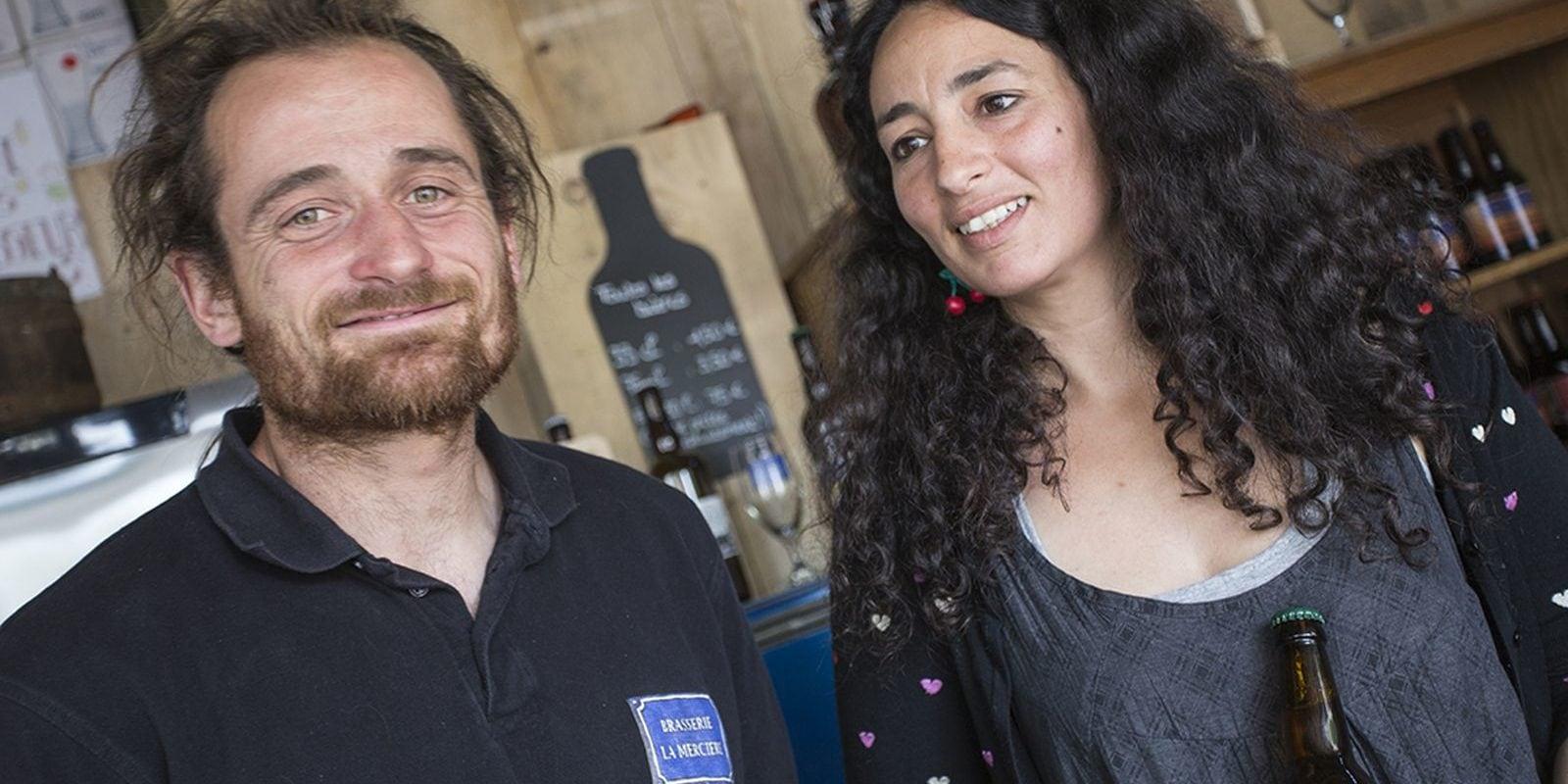 À Niederhausbergen, une brasserie artisanale poursuivie par son maire, Jean-Luc Herzog