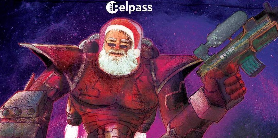 Pour ses 10 ans, Pelpass paie son Noël un peu partout
