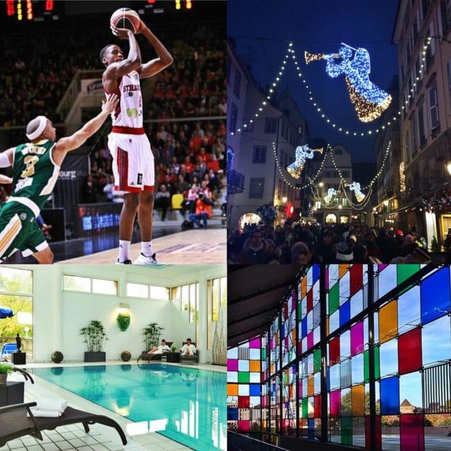 Beaucoup de choses à faire (photos SIG Basket / Doriant Brault - Château de l'Ill et JFG / Rue89 Strasbourg)