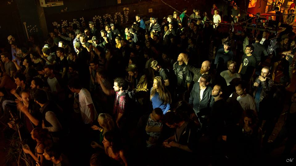Au Molodoï jeudi, la Sound Lab : plus qu'une soirée, une expérience sensorielle.