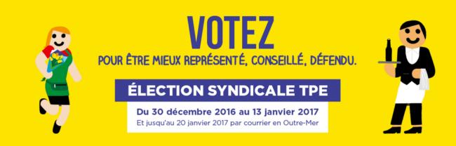 Le gouvernement encourage les salariés à voter sur internet (Capture d'écran/vote-election-tpe.travail.gouv.fr)