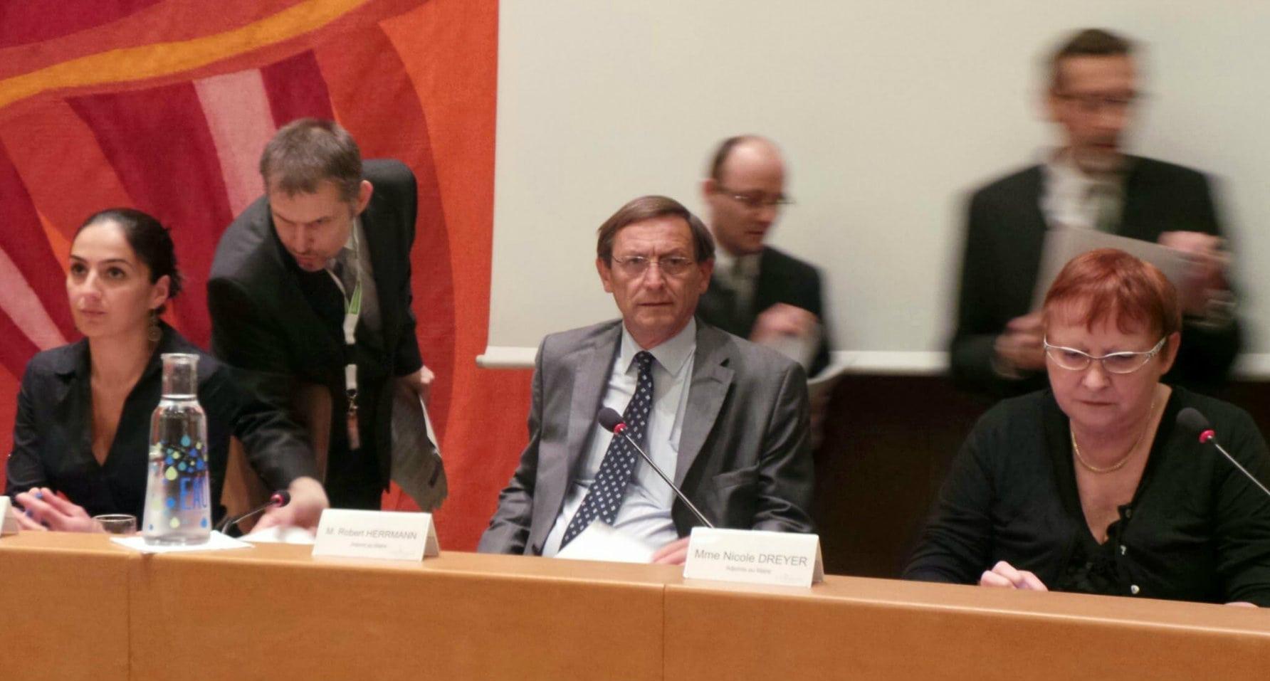 Robert herrmann commande un audit sur les d penses du bas rhin dans l 39 eurom tropole - Cabinet conseil strasbourg ...