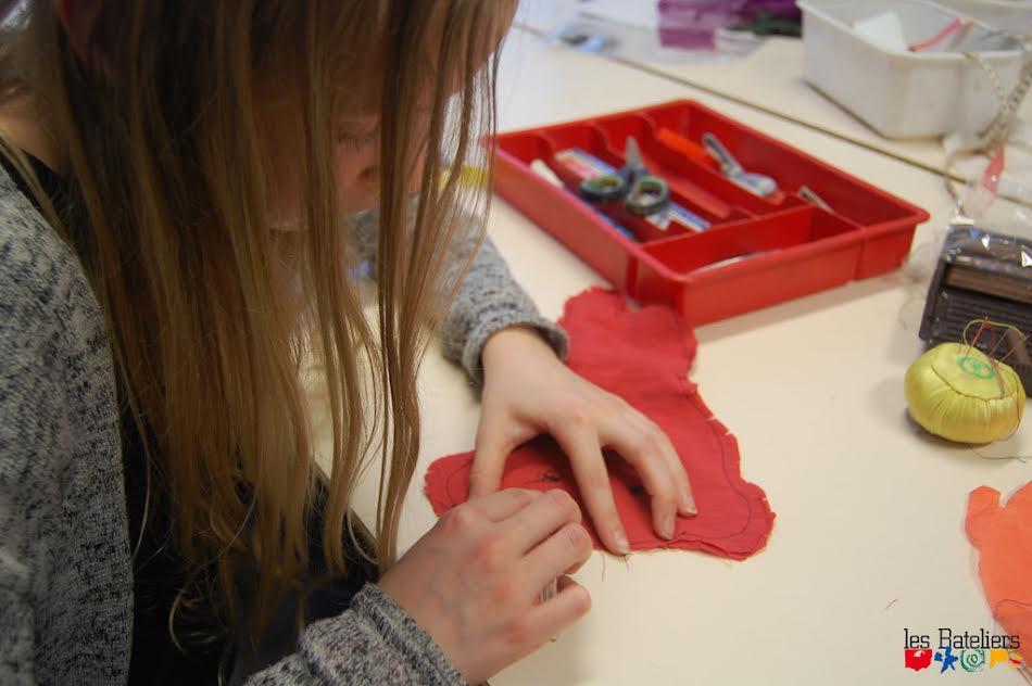 Fabriquer son jouet ou ses habits… Transformez votre enfant en créateur pour les vacances d'hiver
