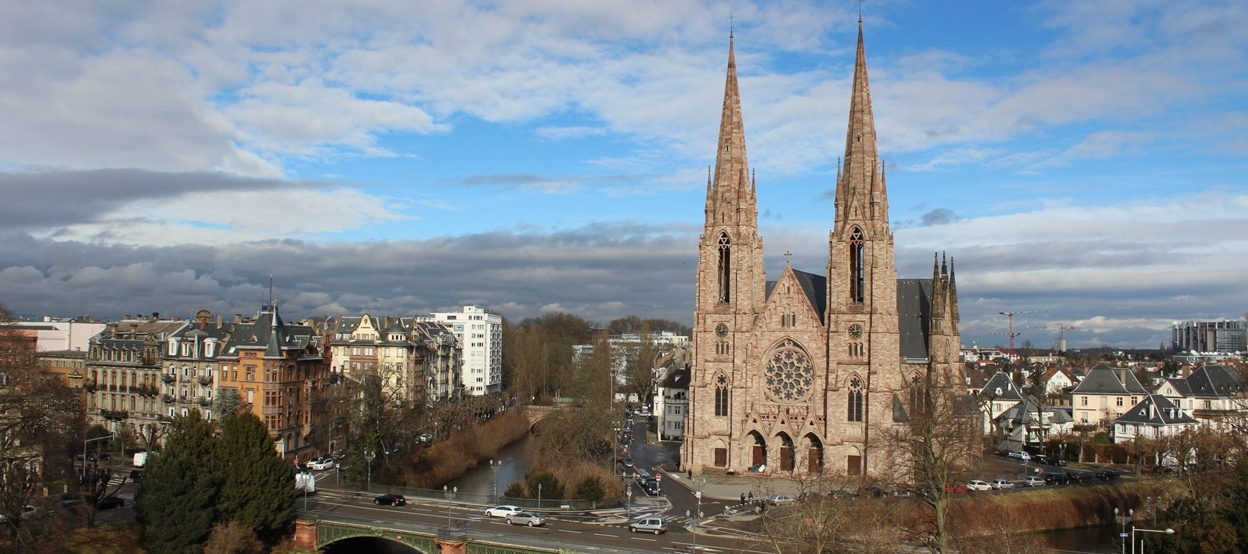 La Neustadt distinguée par l'Unesco, quoi de neuf dans le quartier?