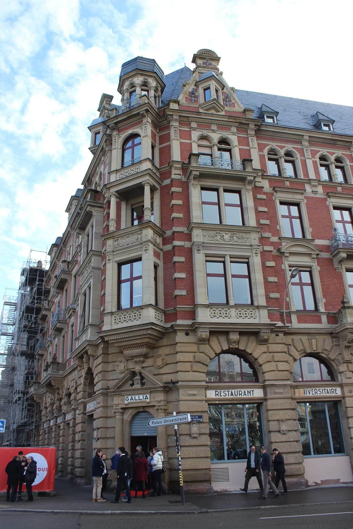 Strasbourg : les photos de la nouvelle résidence universitaire Gallia