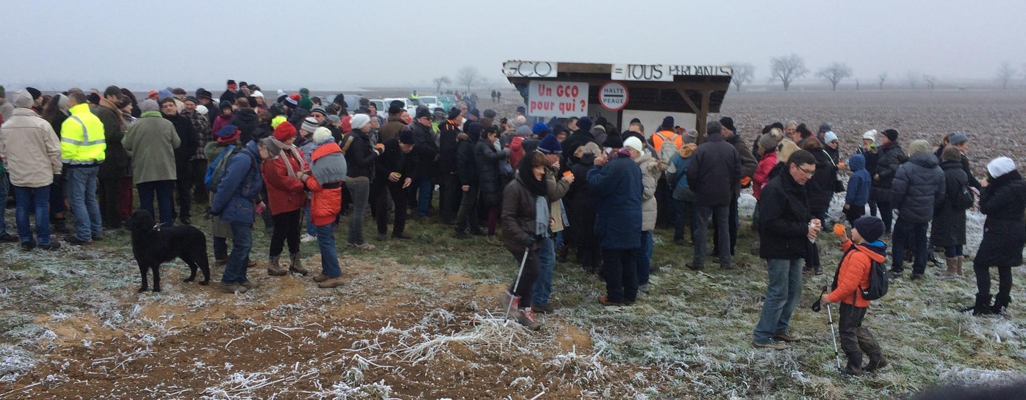 Inauguration de la huitième cabane anti-GCO samedi matin à Eckwersheim