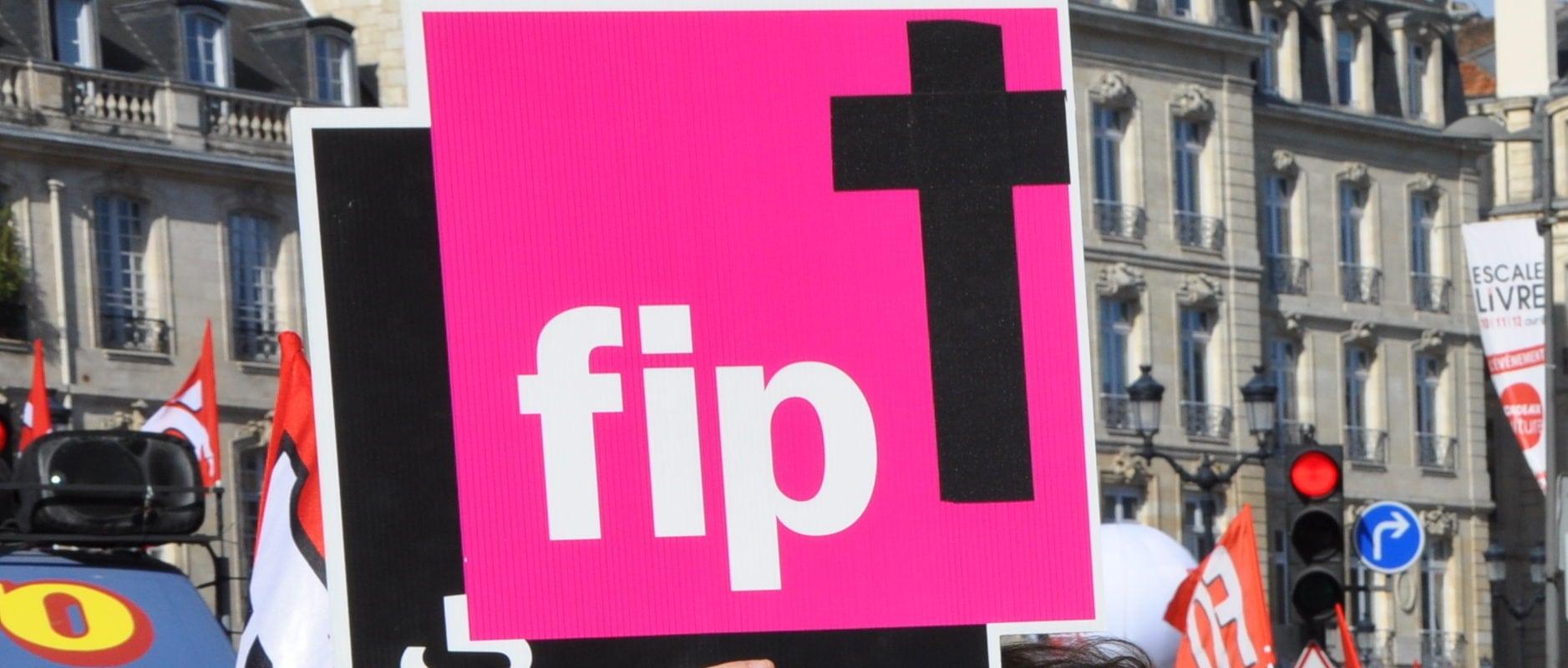 Nouvel appel à mobilisation pour sauver la radio Fip