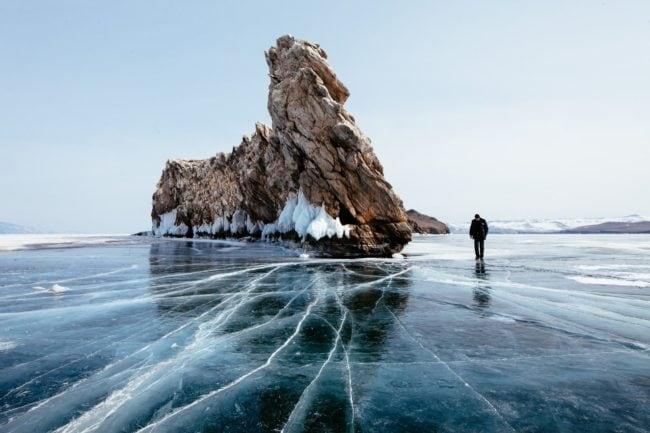 Le voyage sur le lac Baïkal doit permettre de changer le regard sur le handicap (Photo Chris Marquardt / FlickR / cc)