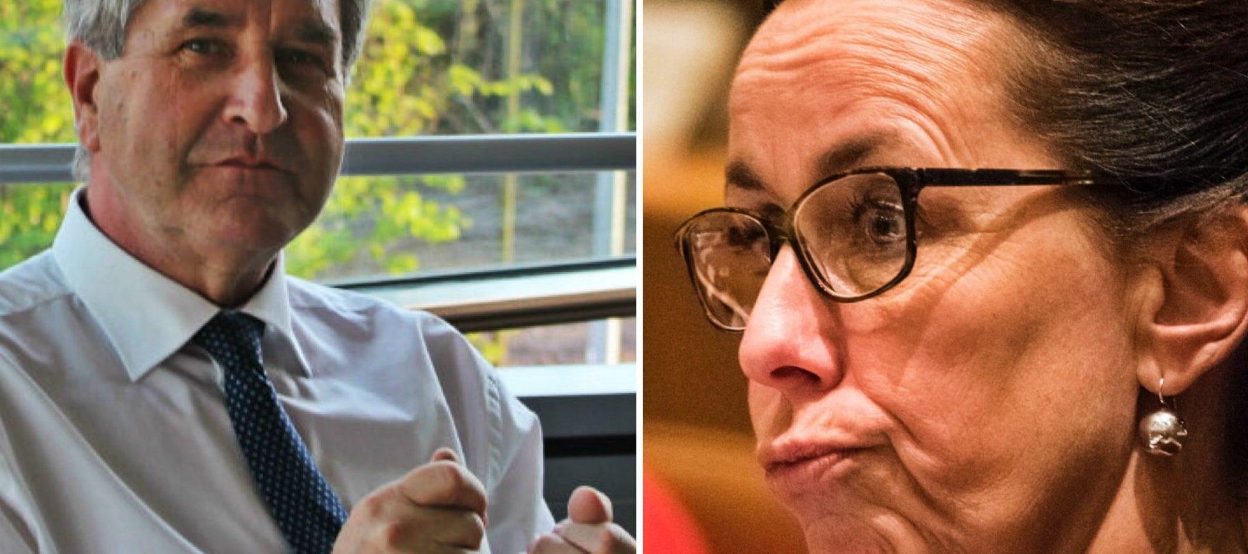 #FillonGate : Philippe Richert et Fabienne Keller affichent leur distance