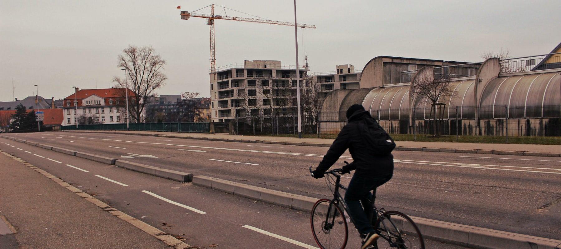 Après le centre, Strasbourg va tenter des mettre ses quartiers au vélo