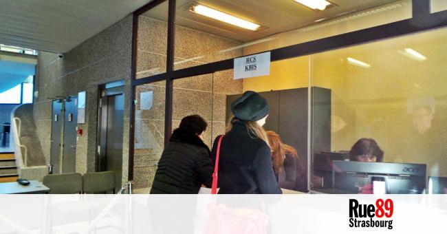 Extraits Kbis Pourquoi L Alsace Est Toujours 224 L 226 Ge De
