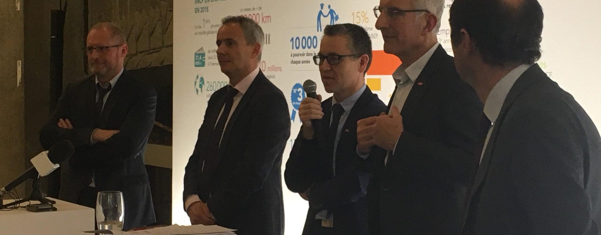 La SNCF cherche ses futurs agents, qui ne seront pas communiquants