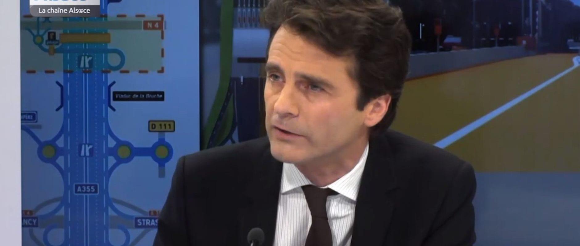 Malaise à la rédaction d'Alsace 20 suite à un partenariat avec Vinci sur le GCO
