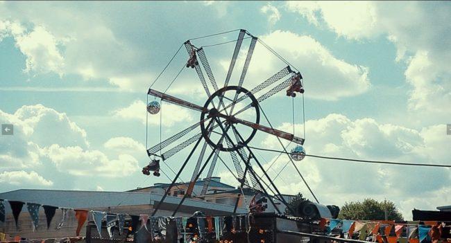 Une fête foraine alternative est prévue près de la station Port du Rhin (Photo Fête à Toto / doc remis)