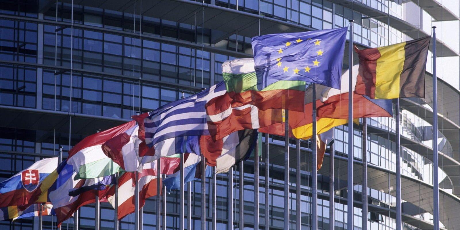 Quatrième manifestation pour l'Europe à Strasbourg dimanche