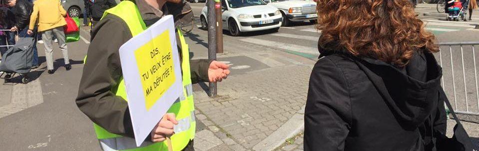 À Strasbourg, le collectif «Ma Voix» recherche activement son député