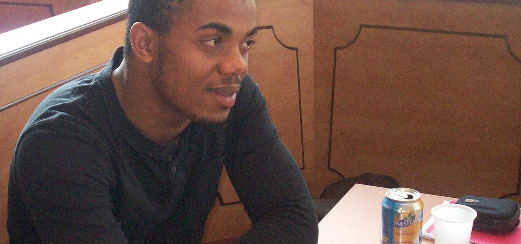 Mustafa, 24 ans, entrepreneur et fondateur de «Jeunesses urbaines», penche pour François Fillon