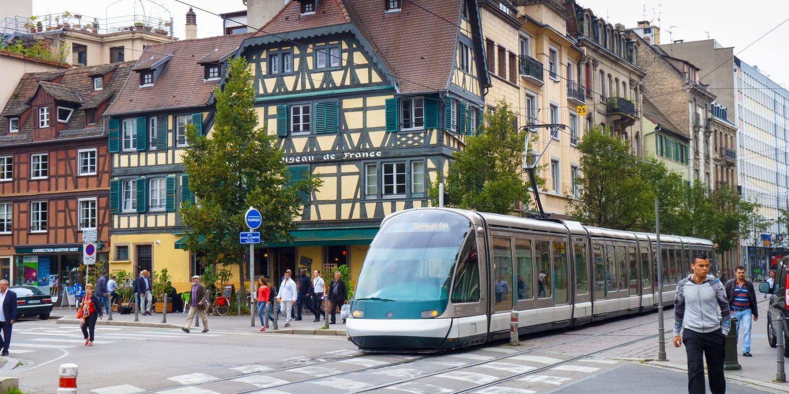 Tram vers Koenigshoffen : tous les candidats aux législatives pour le tracé par la gare