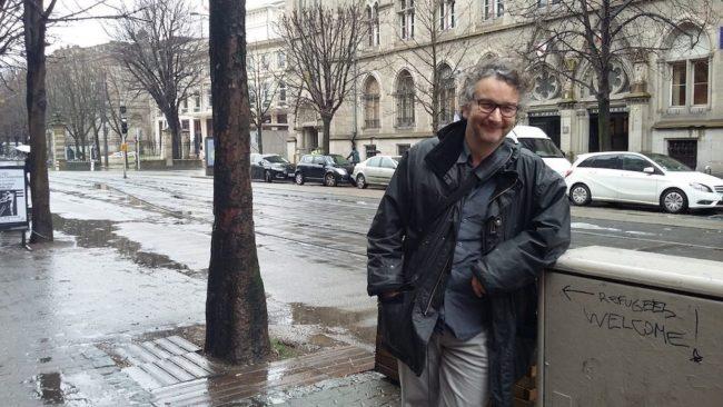 En votant pour Jean-Luc Mélenchon, David entend voter non pour un homme mais pour le peuple et pour des idées.